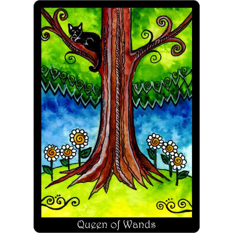 Tarot of Trees 4