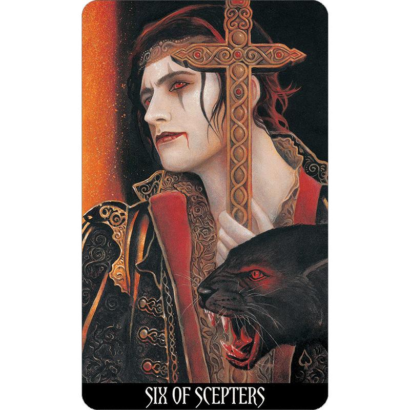 Tarot of Vampyres 3