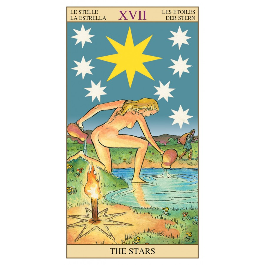 Tarot of the New Vision 10