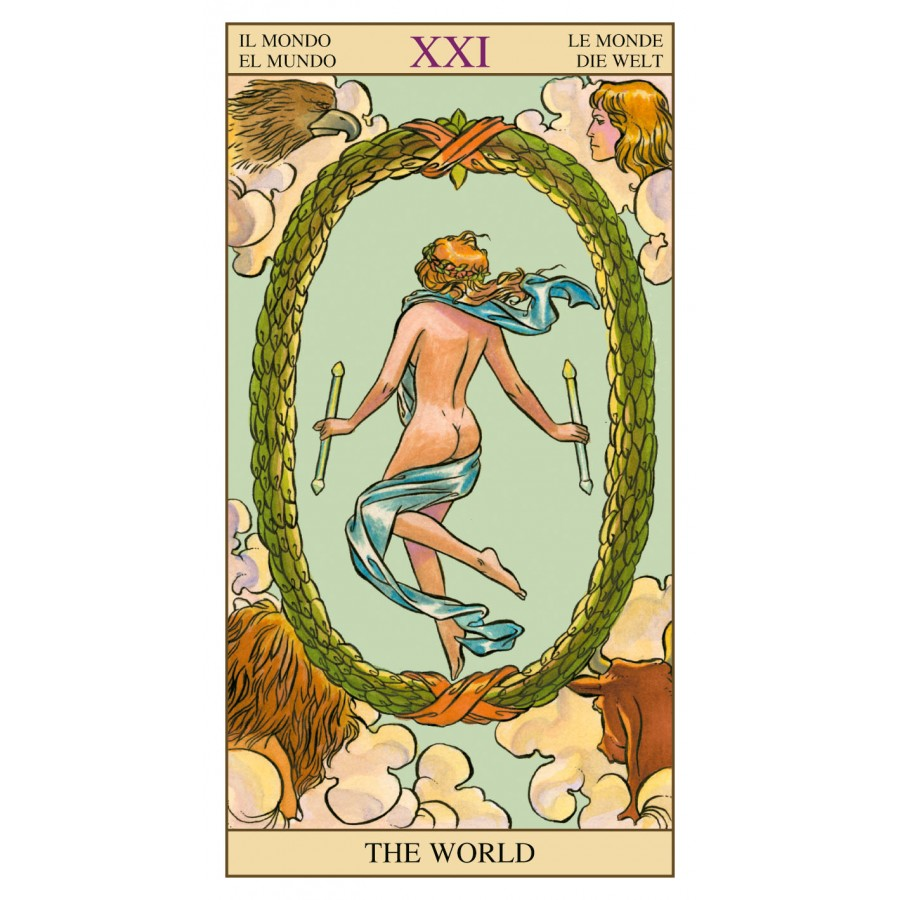 Tarot of the New Vision 11