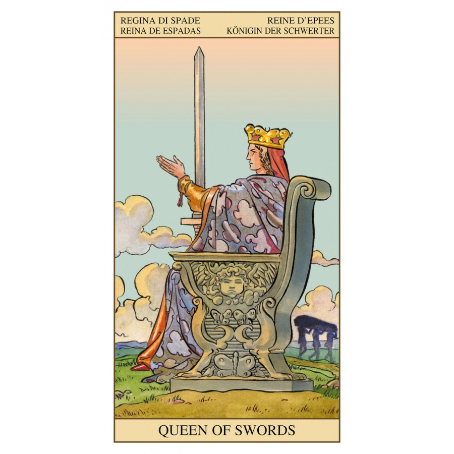 Tarot of the New Vision 4