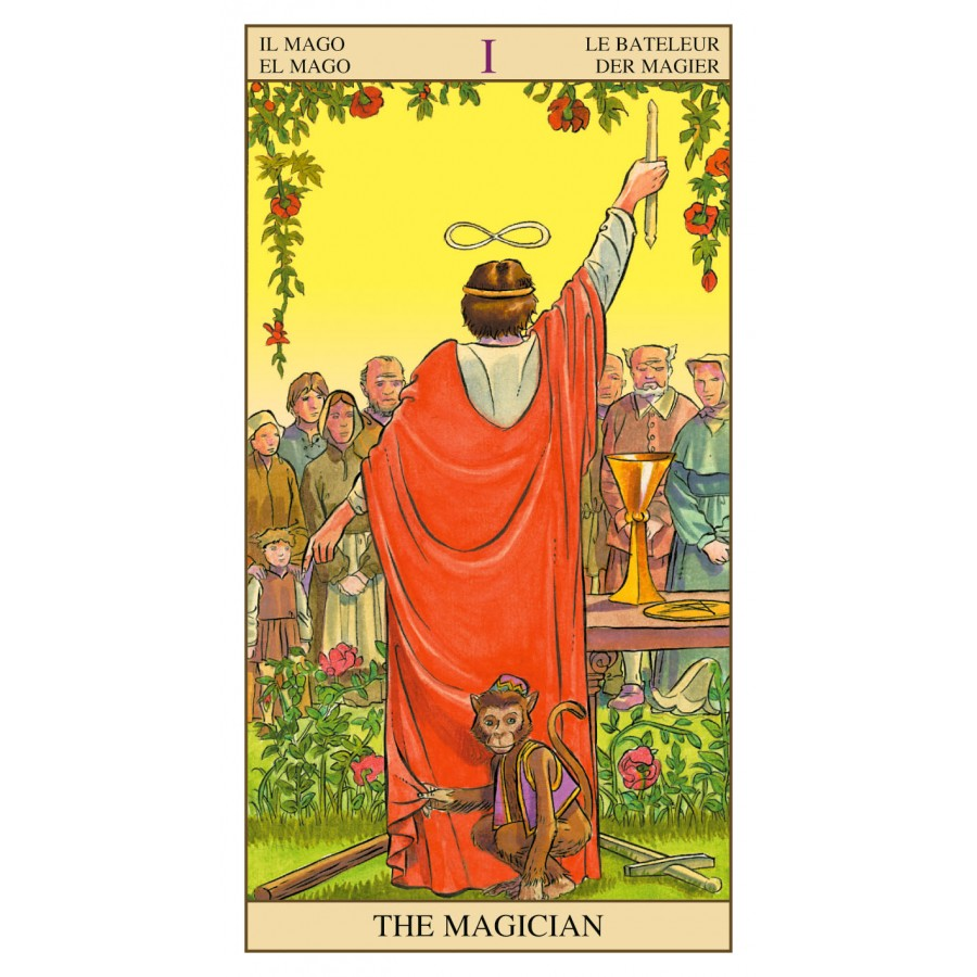Tarot of the New Vision 5