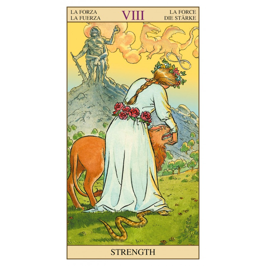 Tarot of the New Vision 7