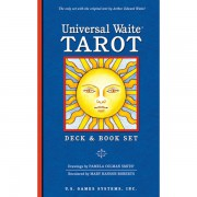 Universal-Waite-Tarot-Bookset-Edition-1
