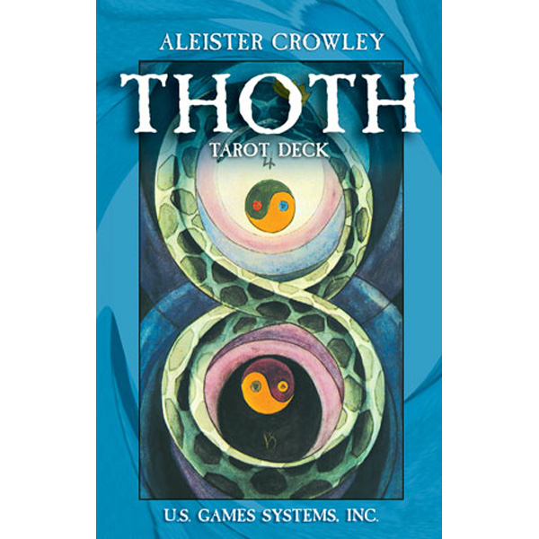 Aleister Crowley Thoth Tarot – Pocket Edition