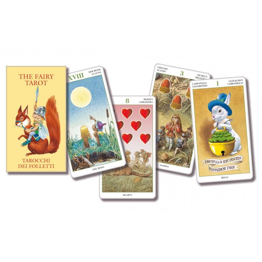 Fairy Tarot – Pocket Edition 1