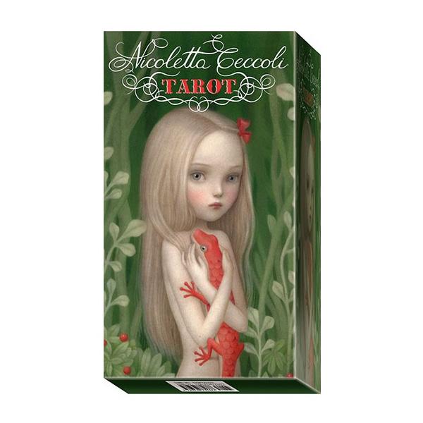 Nicoletta Ceccoli Tarot – Pocket Edition