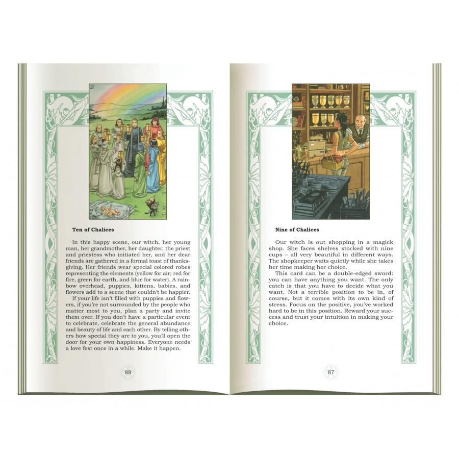 Pagan Tarot – Bookset Edition 1
