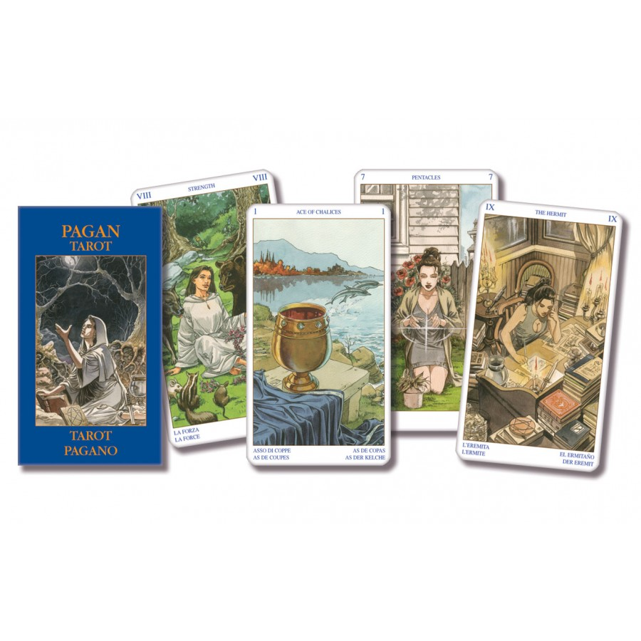 Pagan Tarot – Pocket Edition 1