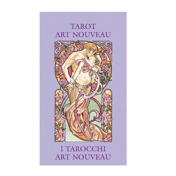 Tarot Art Nouveau – Pocket Edition