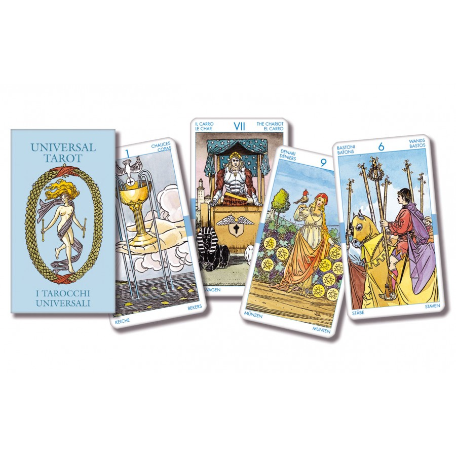Universal Tarot – Pocket Edition 1