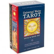 Universal-Waite-Tarot-Bookset-Edition