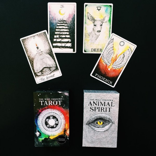 Animal Spirit Deck 2