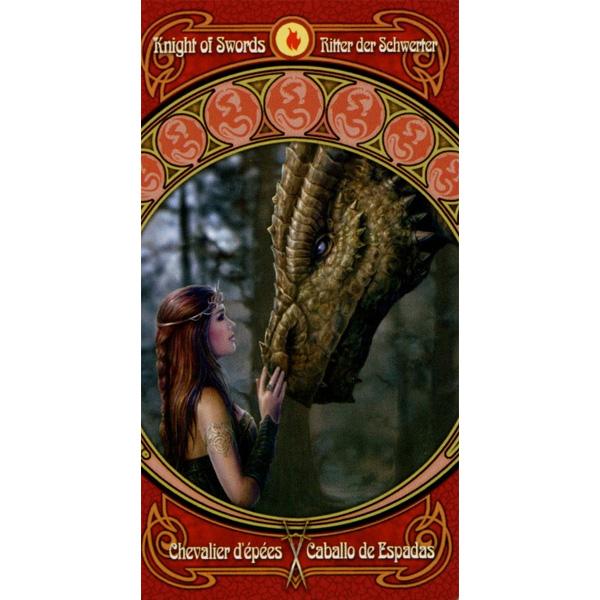 Anne Stokes Legends Tarot 15
