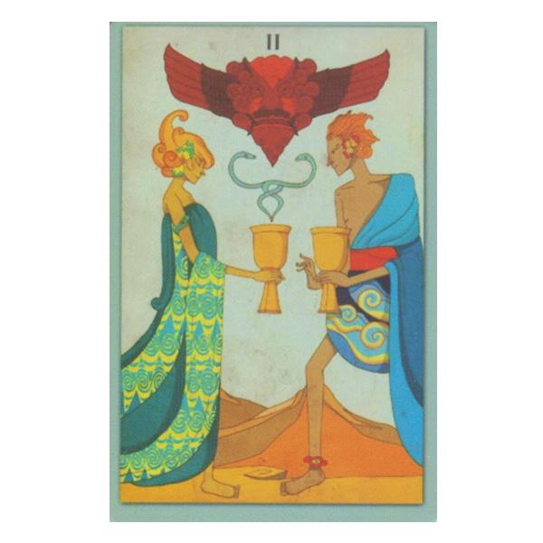 Nusantara Tarot 3