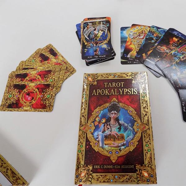 Tarot Apokalypsis 3