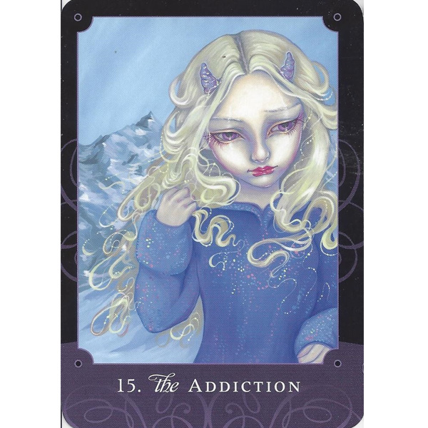 Beautiful Creatures Tarot 5