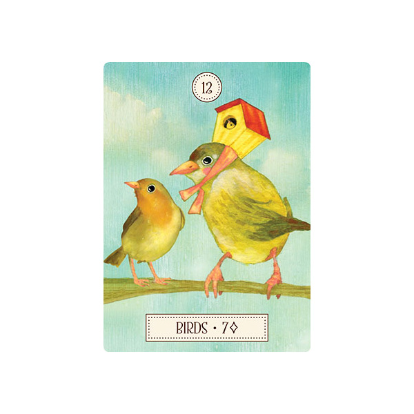 Dreaming Way Lenormand 8
