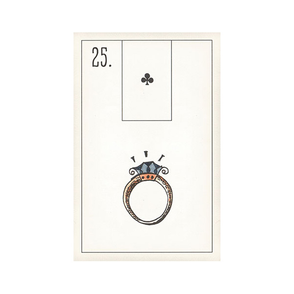 Maybe Lenormand 11