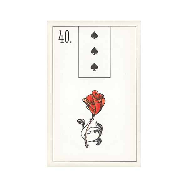 Maybe Lenormand 13