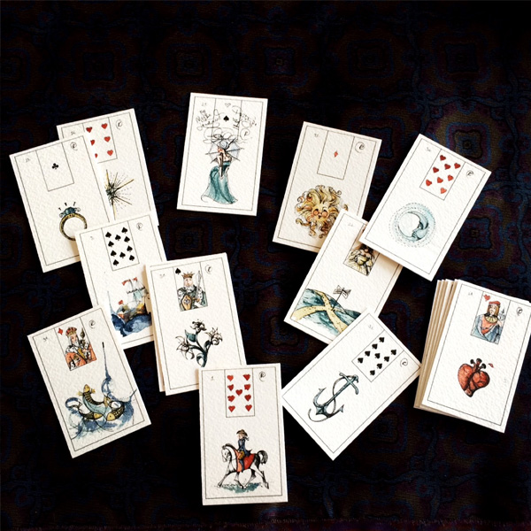 Maybe Lenormand 3
