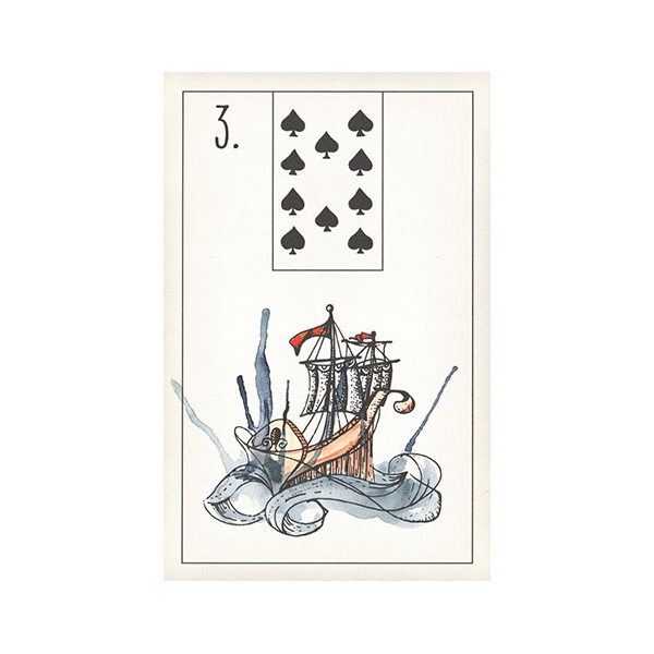 Maybe Lenormand 8