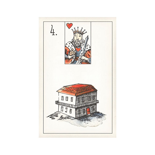 Maybe Lenormand 9