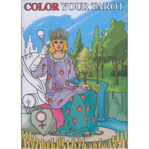 Color Your Tarot 1