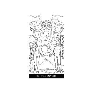 Color Your Tarot 4