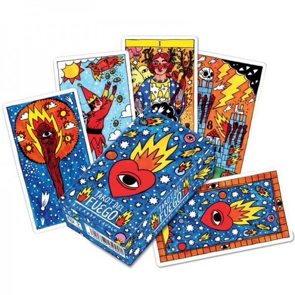 Fuego Tarot 3