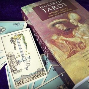 Holistic Tarot 1