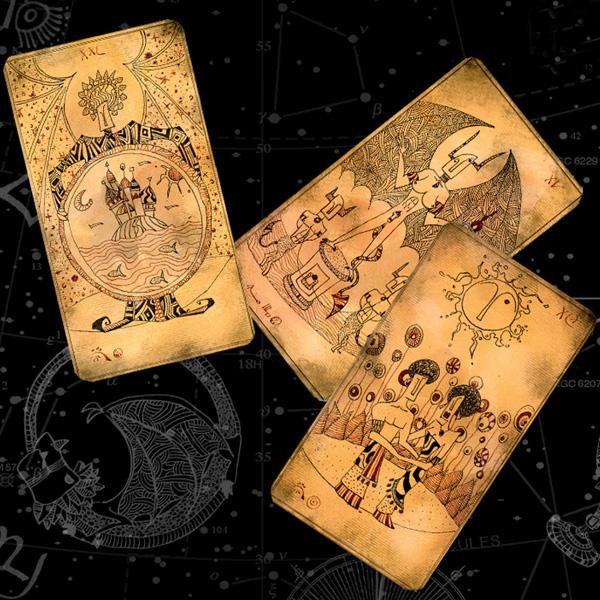 Lost Code of Tarot 2