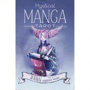 Mystical Manga Tarot 12