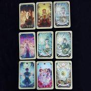 Mystical Manga Tarot 16