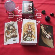 Lunatic Tarot 3
