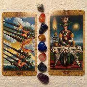 Mystical Tarot 7