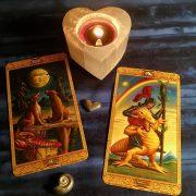 Mystical Tarot 8