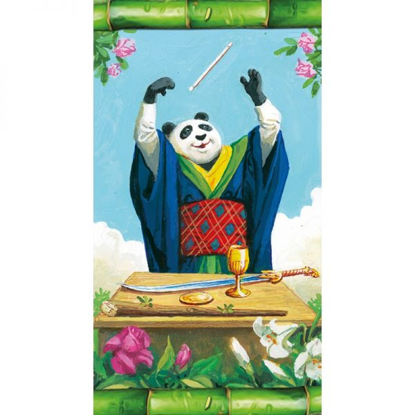 Panda Tarot 3