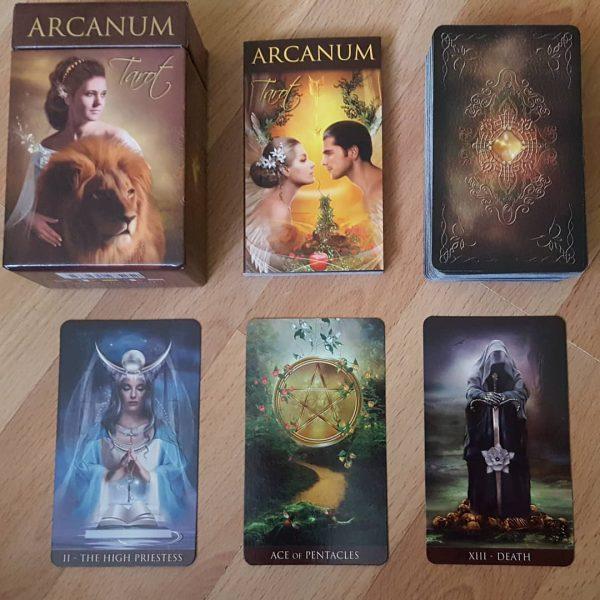 Arcanum Tarot 6