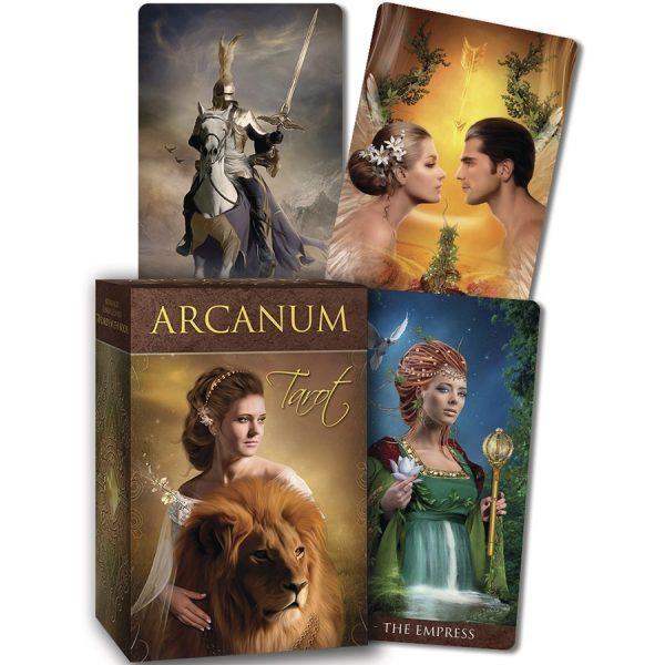 Arcanum Tarot 7