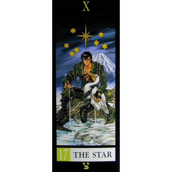 X 1999 Tarot 8