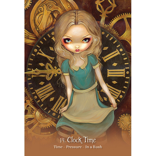 Alice The Wonderland Oracle 13