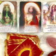 Divine Feminine Oracle 12