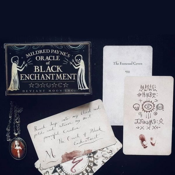 Oracle of Black Enchantment 7