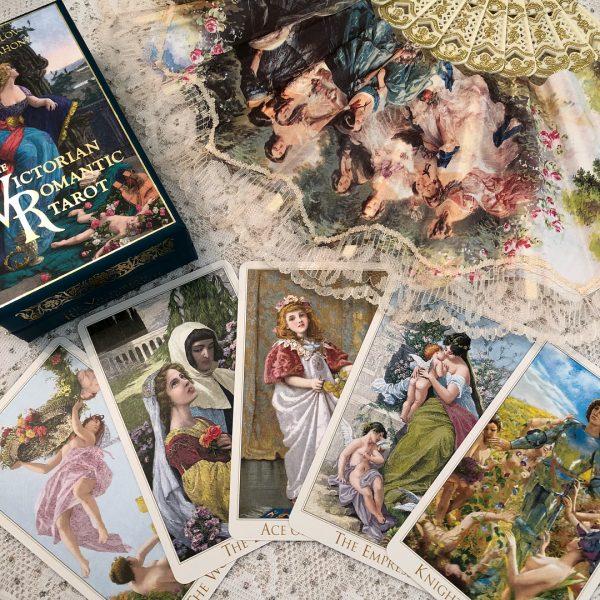 Victorian Romantic Tarot 12