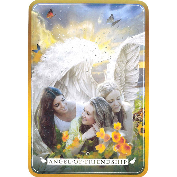 Angel Reading Cards 4