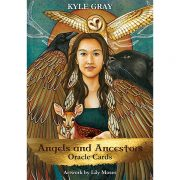 Angels and Ancestors Oracle Cards 1