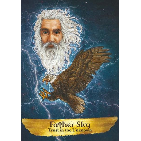 Angels and Ancestors Oracle Cards 2