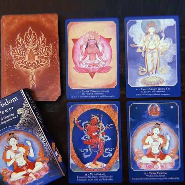 Buddha Wisdom, Shakti Power 10