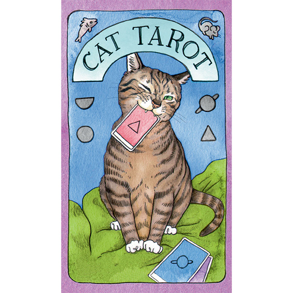 Cat Tarot 1